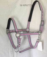 Pp And Nylon Horse Halter