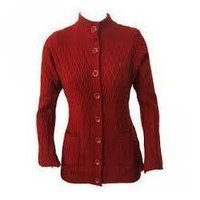 Ladies Fashionable Knitted Cardigans
