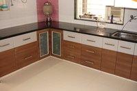 Different Colors Modular Kitchen