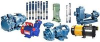 Submersible Borewell Pumps