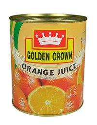 Sweetened Orange Juice