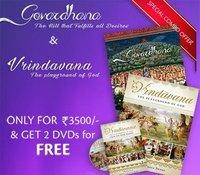 Govardhana And Vrindavan Package Deal Book