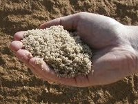 Ground Granulated Blast Furnace Slag Powder