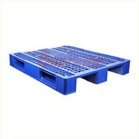 Injection Molded Plastic Pallets