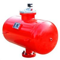 300 Liter Industrial Air Blasters Air Cannons For Coal Mine Bunker