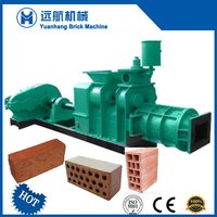 Modern Automatic Clay Brick Manufacturing Plant