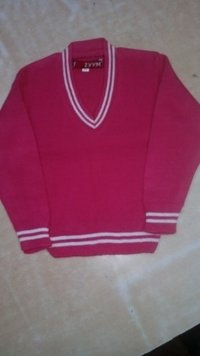 Pink Kids Sweater