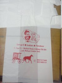 Printed Plastic Carry Bags