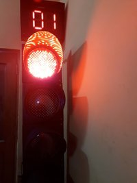 Traffic Signal With Controller