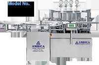 Rotary Vial Washing Machine With Grippers