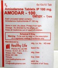 Amiodarone Hydrochloride Tablets