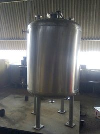 Stainless Steel Tank For Dm Water