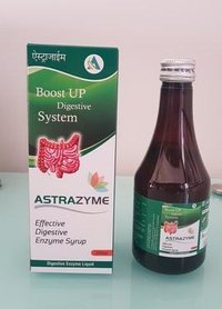 Astrazyme Enzymes Syrup
