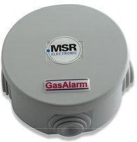 CO Combined With CO2 Multi-Gas-Controller Gas Alarm
