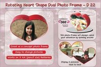 Dual Photo Frame
