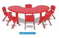 School Table with Chair (Model No. ISF-113)