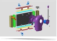 Radiator Fan Modules
