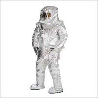 Aluminized Fire Proximity Suits
