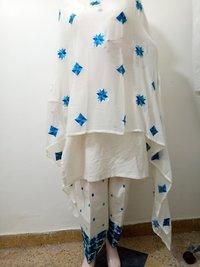 Printed Ladies Suit