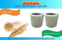 Rice De Husking Rollers