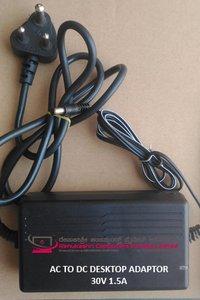 AC DC Desktop Adapter 30V 1.5A