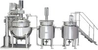 Automatic Ointment / Cream Manufacturing Plant