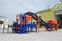 Fly Ash Brick Plant in Ahmedabad