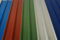 Ms Colour Coated Sheets