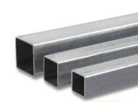MS Rectangular and Square Tubes