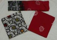 Batik Print Cotton Suit