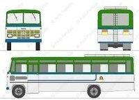 Aluminum Bus Body Sheets