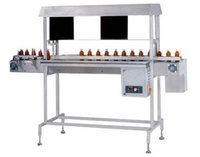 Visual Vial/Bottle Inspection Machine