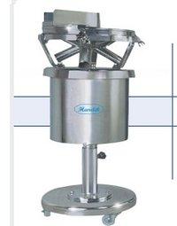 Deburing And Dedusting Machine