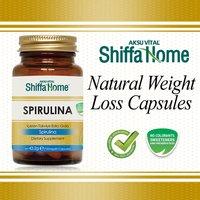 Spirulina Capsules Slimming Weight Loss