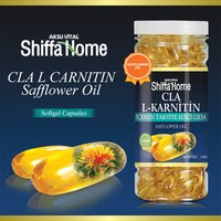 Safflower Oil Weight Loss Slimming Capsules