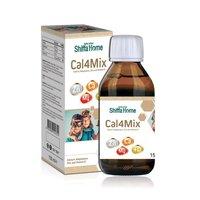 Cal4mix Syrup Calcium Magnesium Zinc Vitamin D3 Ayurvedic Syrups