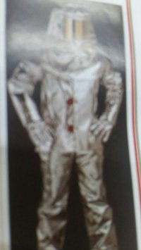 Aluminised Fire Suit
