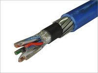 Individual And Overall Screened Armoured Instrumentation Cables