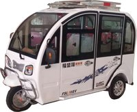 Electric Tricycles (F-2a White)