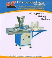 High Speed 6G Fully Automatic Incense Stick Making Machine