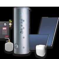 Solar Hot Water Tank Set Sws