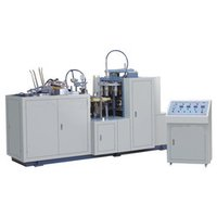 Fully Automatic Paper Cup Making Machines