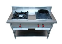 Used Indian And Chinese Stove Burners