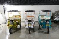 New Model E Rickshaws