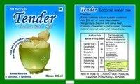 Tender Coconut Water Powder