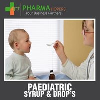 Paediatric Syrup And Drop