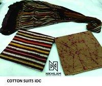 Ladies Cotton Suit With Dupatta