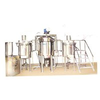 Liquid Ointment Plant
