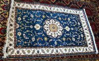 Silk Carpets in Bhadohi