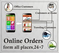 Online Ordering And Enquiry System